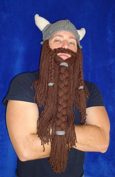 Pics Photos - Beard Crochet Viking