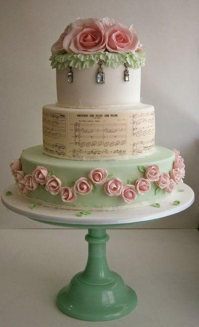 Wedding Cake By The That Ate Paris