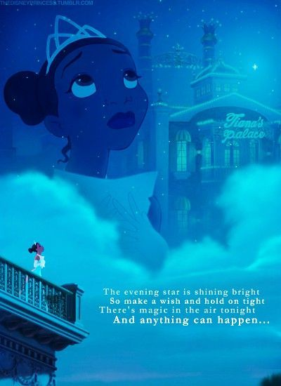 disney princess and the frog inspiring quotes and
