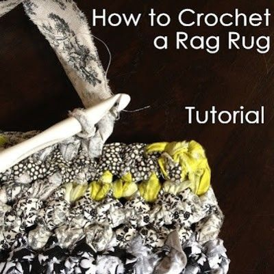 simple rag rug instructions