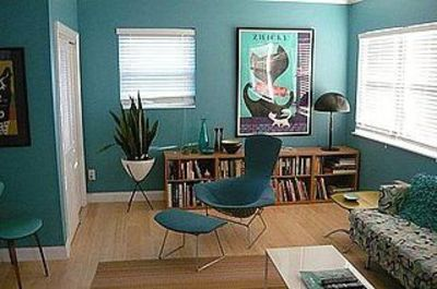 Teal Living Room Love The White Modern Planter For The Home - Contemporary planters living room