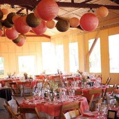 Coral wedding decorations house decor juxtapost coral wedding decorations junglespirit Images