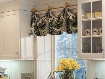 KITCHEN VALANCE PATTERNS | Browse Patterns