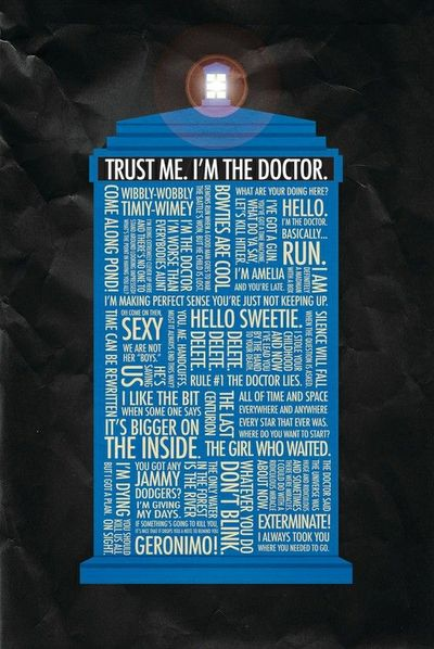Absolutely - Ye... Doctor Who Quotes