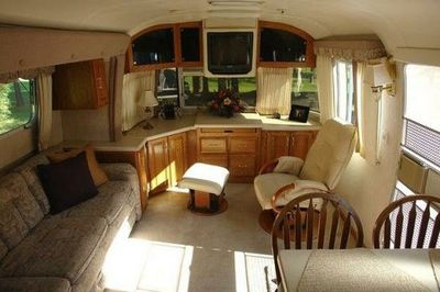Good Airstream Trailer Interior