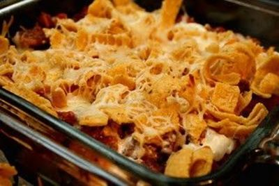 frito chili pie / meals to make - Juxtapost