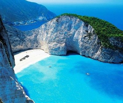 I've always wanted to go to Greece <3