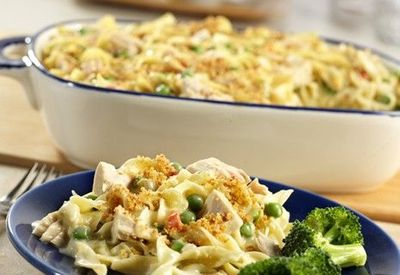 I've been looking for a recipe for Tuna Noodle Casserole.