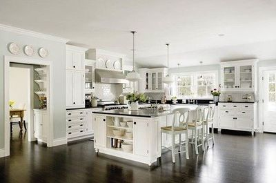 Light Cabinets Dark Floors For My Kitchen Juxtapost - Light Kitchen Cabinets  With Dark Floors. - Dark Floors Light Cabinets Cymun Designs