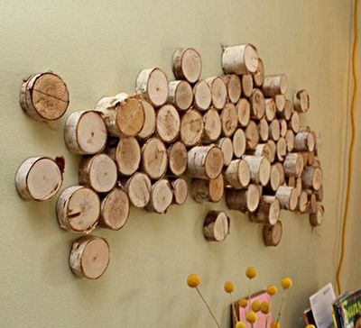Tree Branch Wall Art how to make tree branch wall art: http://www.curbly/capr