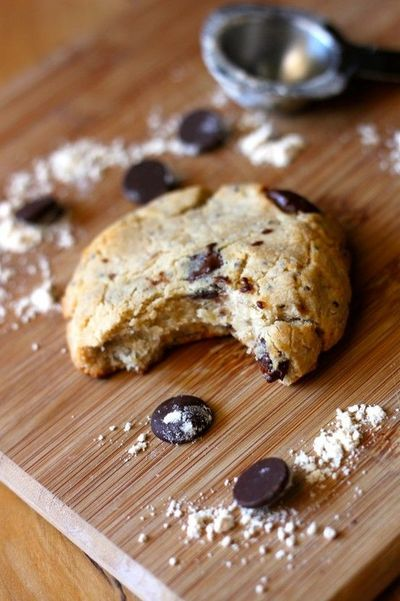 Grain-Free Sugar-Free Chocolate Chip Cookies - Single Serving