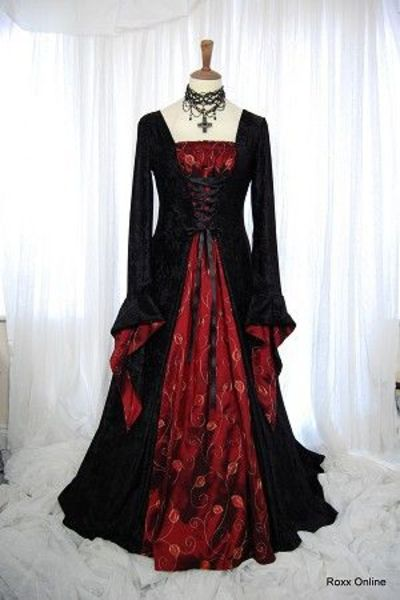 gothic wedding dress ball gown promcosplaysky wedding dresses 2013