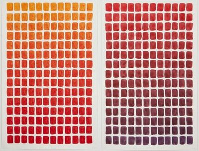 �€œWhere Does Red Begin and Where Does it End�€ by artist Spencer Finch is an intriguing piece of watercolour art I happened to come across. It is �€œa study of the margins of the color red documenting its gradual shift between...