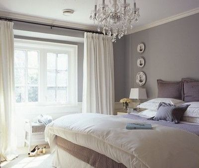 purple bedding gray walls bedroom for the bedroom juxtapost