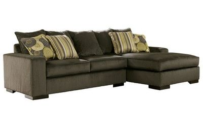 Ashley Furniture grey sectional For the home Juxtapost