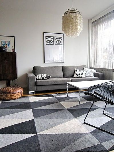 ikea stockholm rug fialena pillow cover grey sofa for the home juxtapost. Black Bedroom Furniture Sets. Home Design Ideas