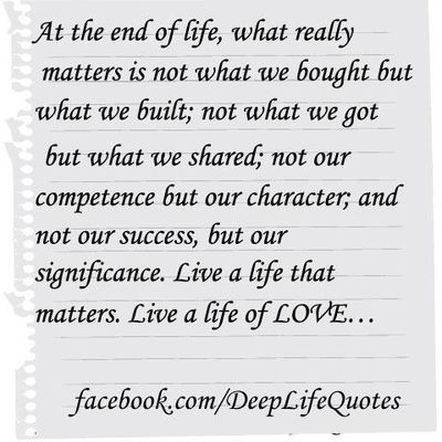 Deep Life Quotes Extraordinary Thanks To Deep Life Quotes For The Quote.  Graphic Arts  Juxtapost