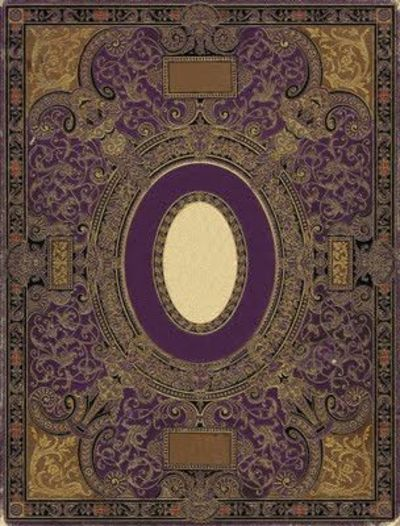 Old Book Covers Free : Free ornate book cover printables papercraft juxtapost