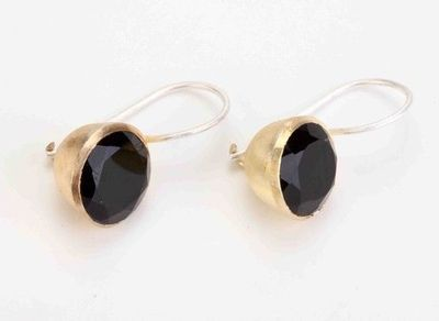 Black Moon Earrings $30.00 #PinterestParty