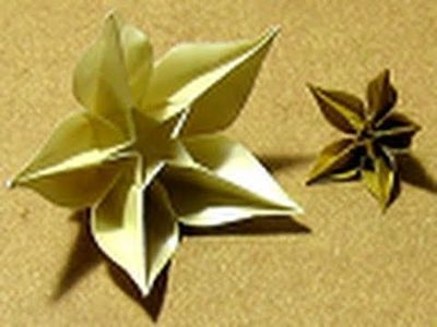 Papercraft origami flowers flowers healthy pretty origami flowers papercraft juxtapost mightylinksfo