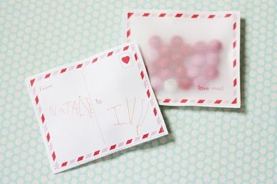 love mail valentines