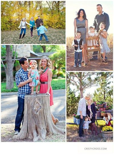 Christmas Family Photo Shoot Ideas Cristycross Journal