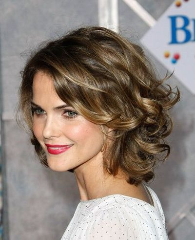 Loose curls for shoulder length hair hair tips juxtapost loose curls for shoulder length hair urmus Image collections