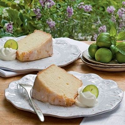 Southern Living Key Lime Pound Cake