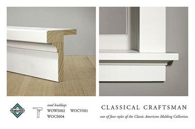 Classical Craftsman window Stool - for windows when we replace them?  sc 1 st  Juxtapost & Classical Craftsman window Stool - for windows when we repla ... islam-shia.org
