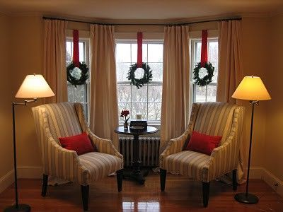 bay window idea inset curtains for the home juxtapost