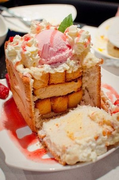 Download image Honey Toast Dessert PC, Android, iPhone and iPad ...