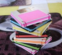 DIY: notebook from old floppy disks