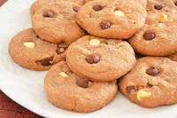 Nutella Double Chip Cookies Just Putzing Around the Kitchen