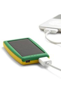 solar charger!