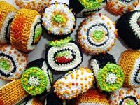 Crochet doesn't usually make me hungry, but....