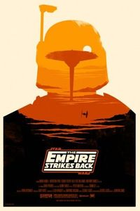 Olly Moss Star Wars poster 2