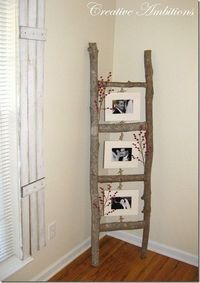 love this idea! could also hang my son's art!