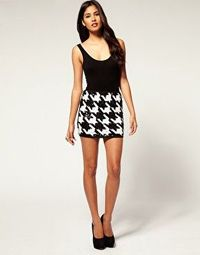 Houndstooth....SO CUTE!!!