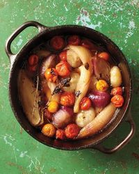 Onion and Shallot Confit