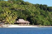 The Wakaya Club & Spa, Private Island Resort, a luxury 5-star resort in the Fiji.
