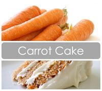 Carrot Cake (and how to make a layer cake trick)