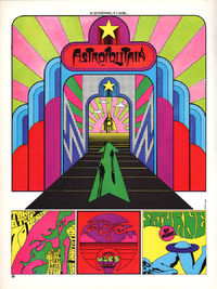 Kris Kool by Philip Caza (published in 1970 by Eric Losfeld/Le Terrain Vague)