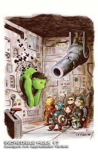 the cutest avengers ever.