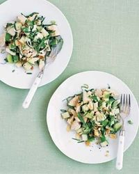 Chicken Salad With Apple and Basil