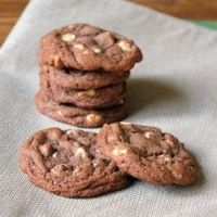 Hot #Chocolate #Cookies