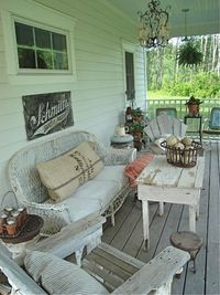 For the love of porches...