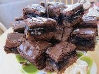 Ultimate Chocolate Chip Cookie n' Oreo Fudge Brownie Bar