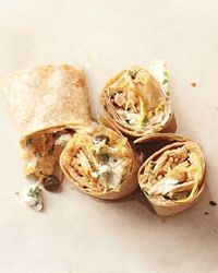 Tuna and Quinoa Wrap (4pp) (3p)