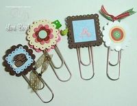 Embellished Paper Clip Tutorial