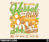 Kessel Fun-Run from teefury.com